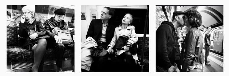 finding love on the underground